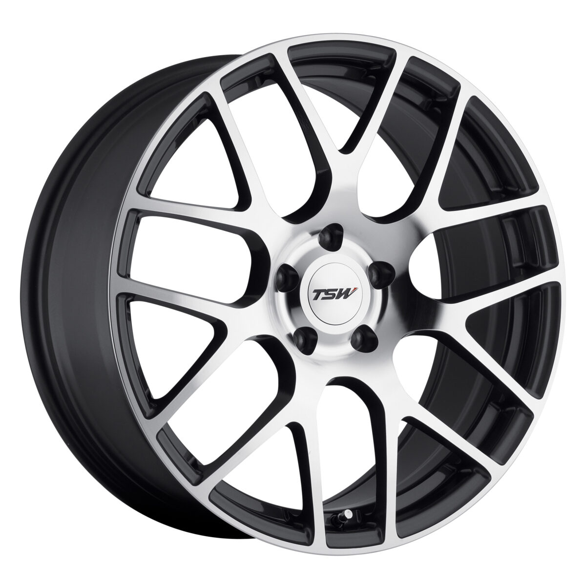 "Pitstop Tyre's TSW Nurburgring 18"" wheel for sale in Singapore"